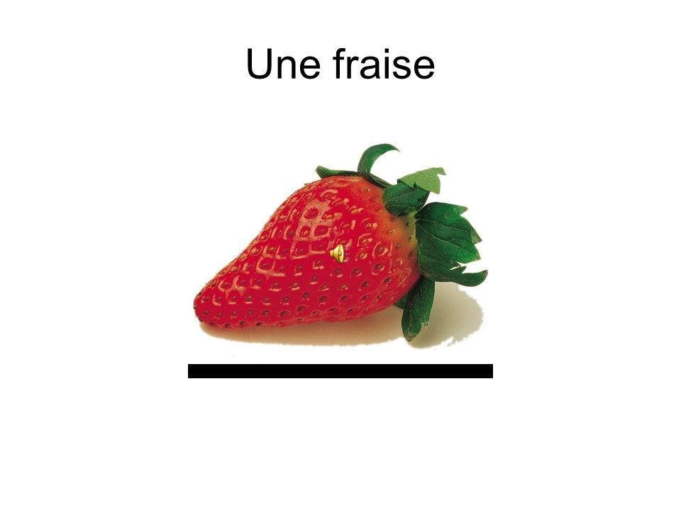 Une pastèque