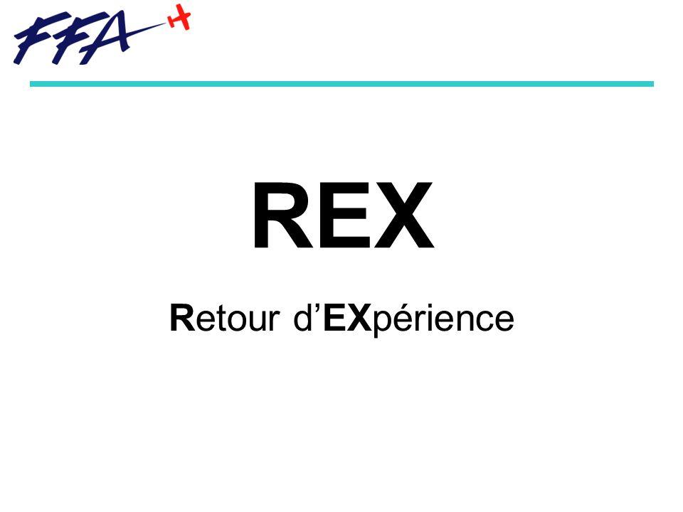 REX Retour dEXpérience