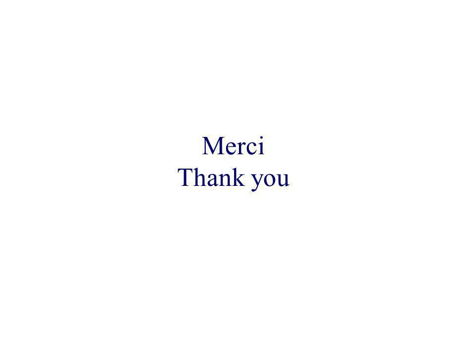 10 Merci Thank you