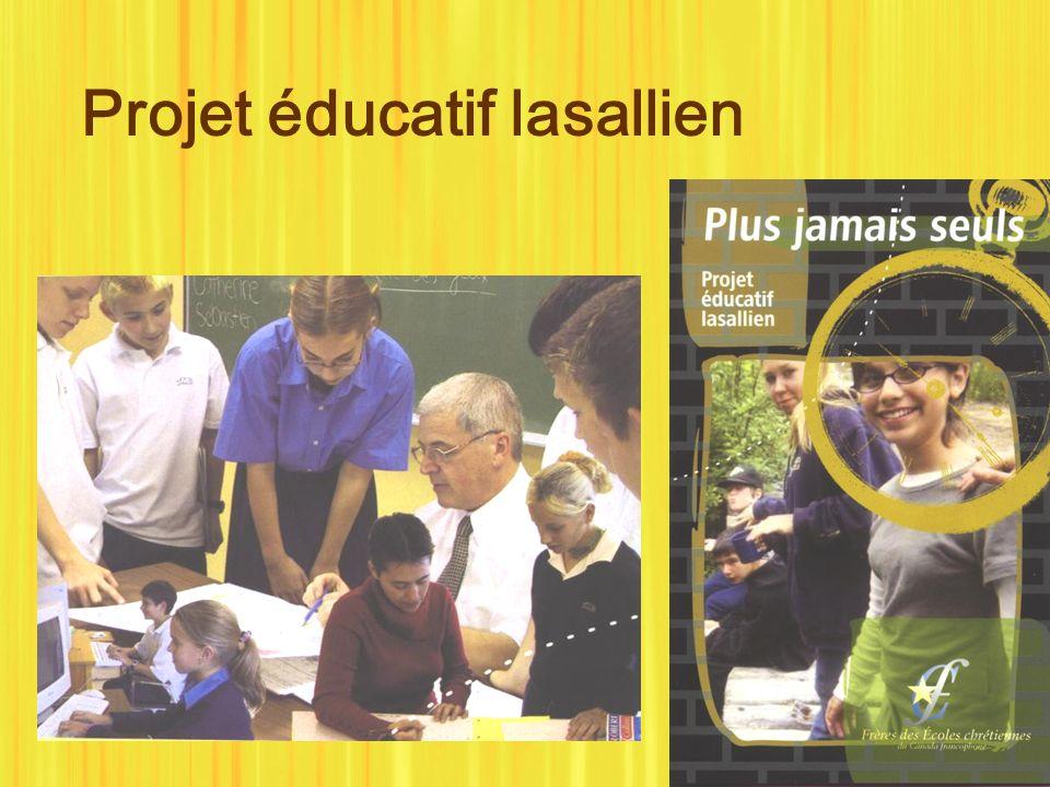 Projet éducatif lasallien