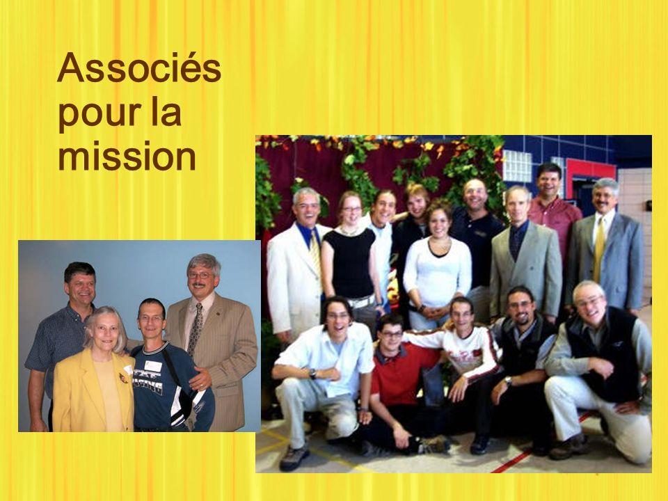 Associés pour la mission