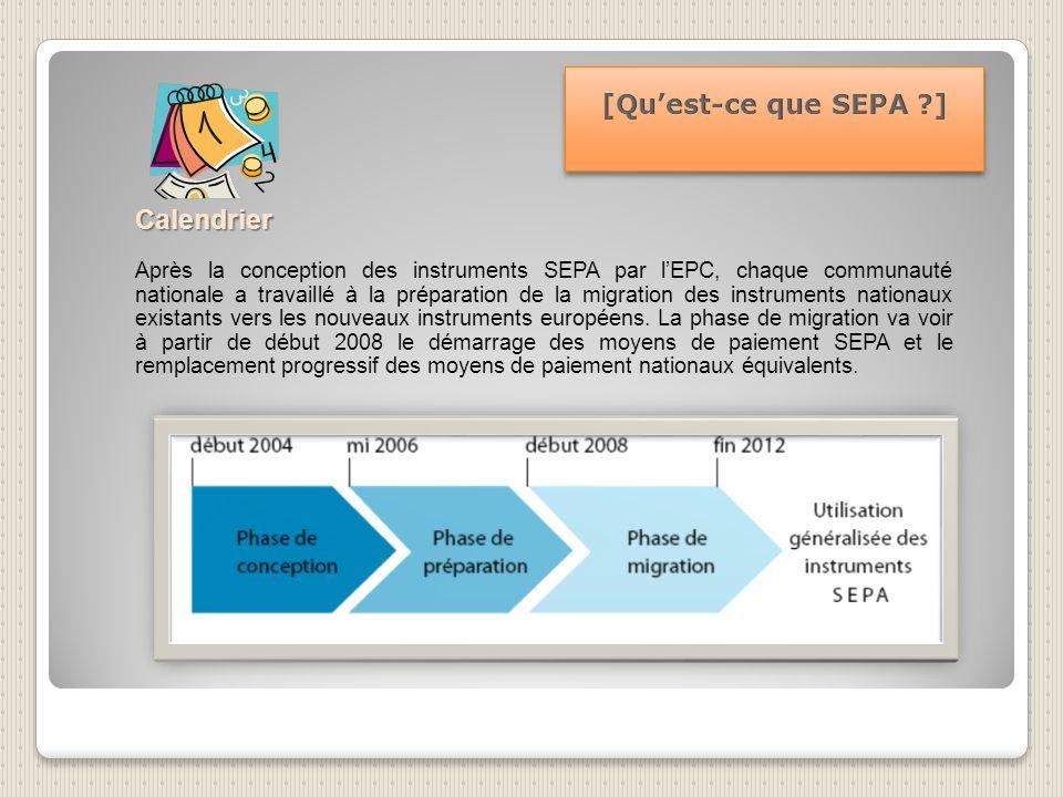 SEPA (Single Euro Payments Area - Espace unique de paiement en euros) est un projet de la communauté bancaire européenne, regroupée au sein de lEPC (E