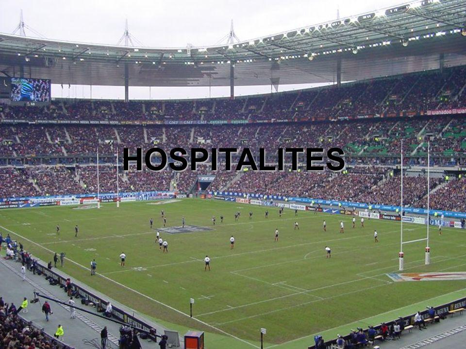 HOSPITALITES HOSPITALITES