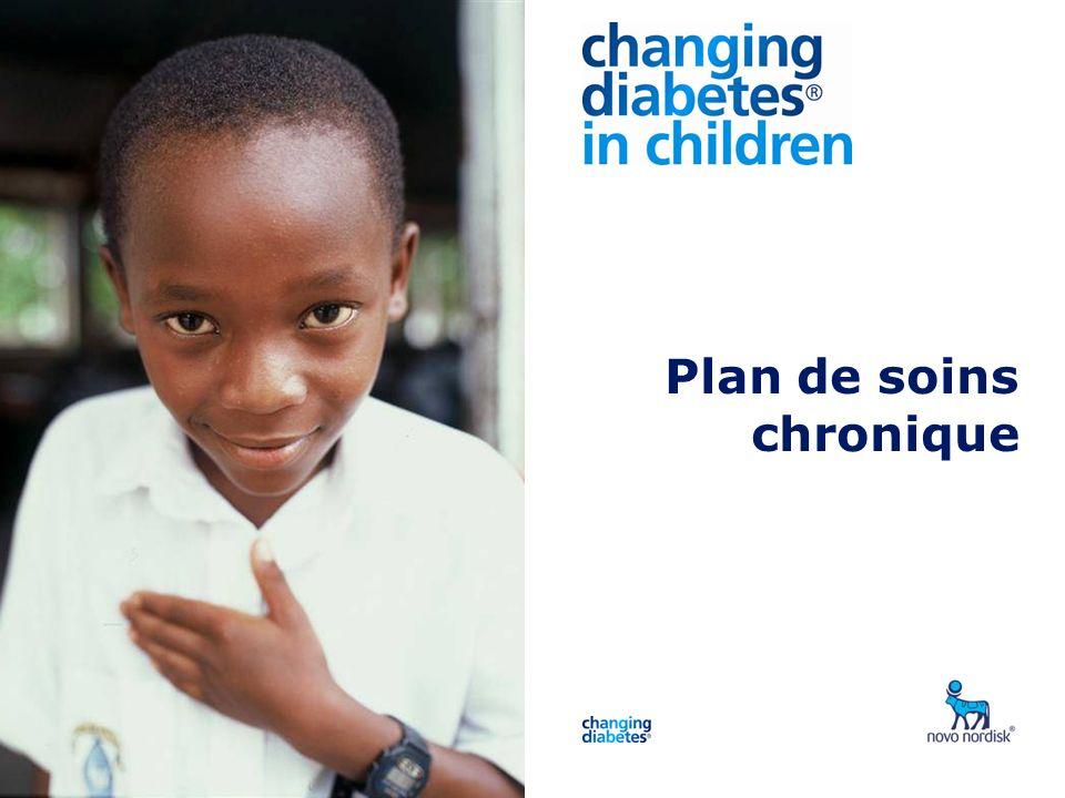 Plan de soins chronique
