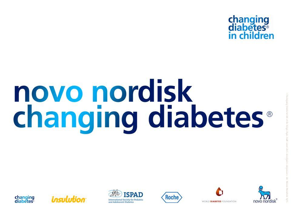 Slide no 24 Changing Diabetes ® et le logo Apis bull sont des marques d é pos é es de Novo Nordisk A/S