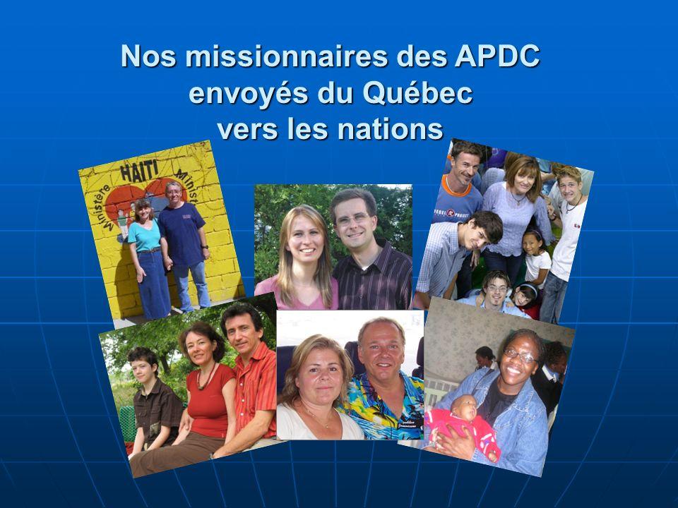 Roslyn a quitté notre province en novembre 2004 venant de la Bible Way Pentecostal Church de Montréal.