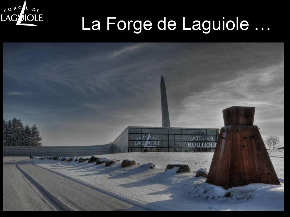 La Forge de Laguiole …