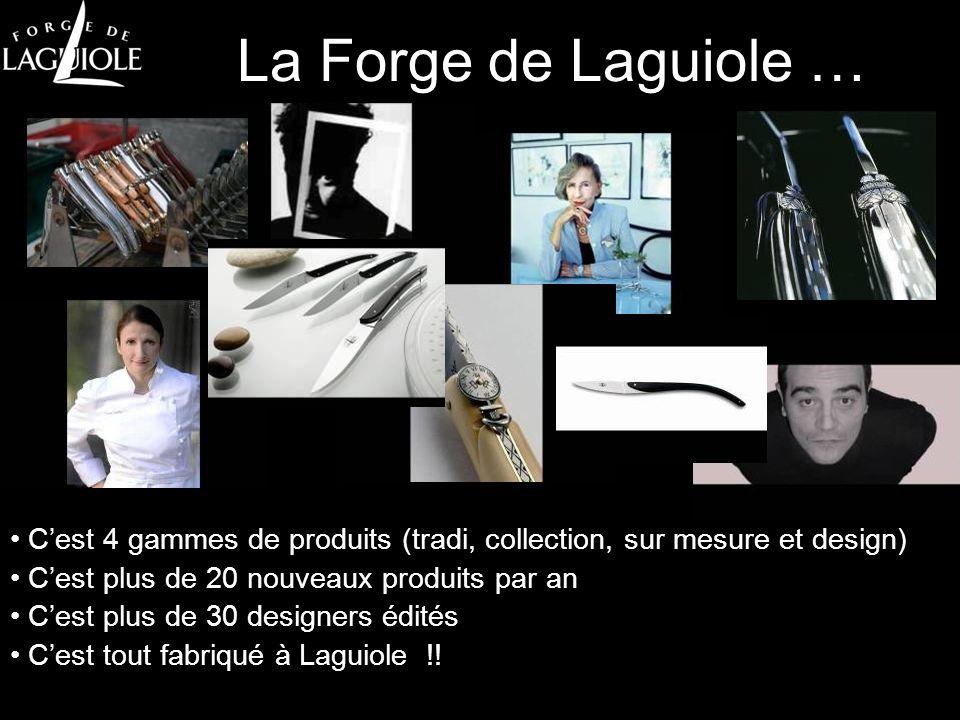 Vidéo La Forge de Laguiole …