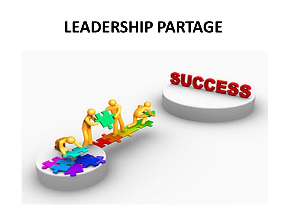 LEADERSHIP PARTAGE