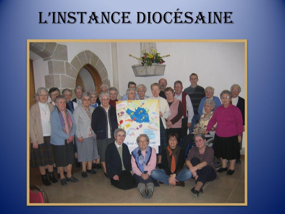 Linstance diocésaine