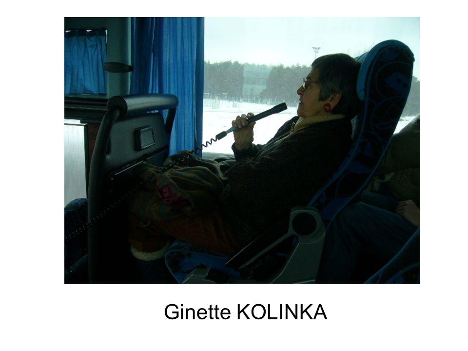 Ginette KOLINKA
