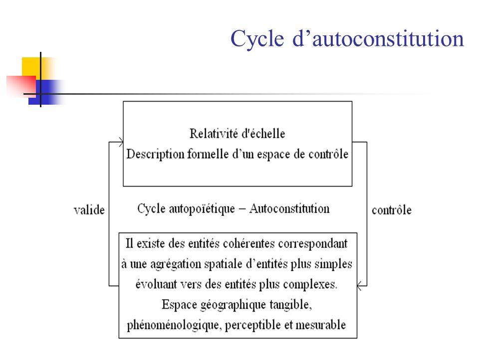 Cycle dautoconstitution