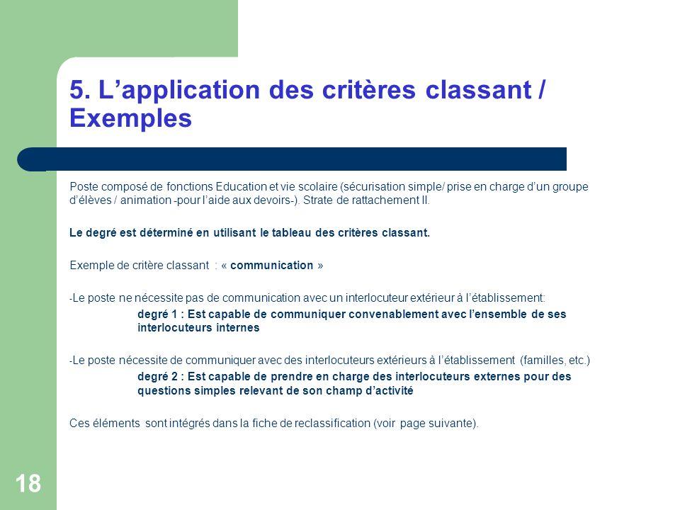 Poste composé de fonctions Education et vie scolaire (sécurisation simple/ prise en charge dun groupe délèves / animation -pour laide aux devoirs-). S