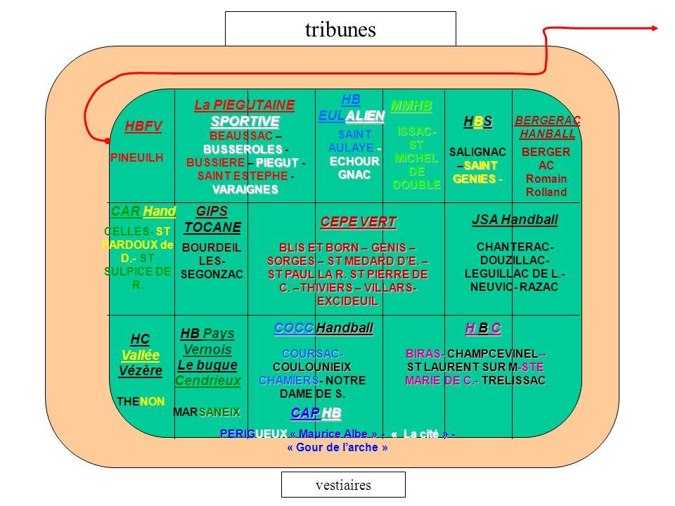 tribunes BUSSEROLES PIEGUT VARAIGNES BEAUSSAC – BUSSEROLES - BUSSIERE – PIEGUT - SAINT ESTEPHE - VARAIGNES SAINT GENIES SALIGNAC –SAINT GENIES - PINEU