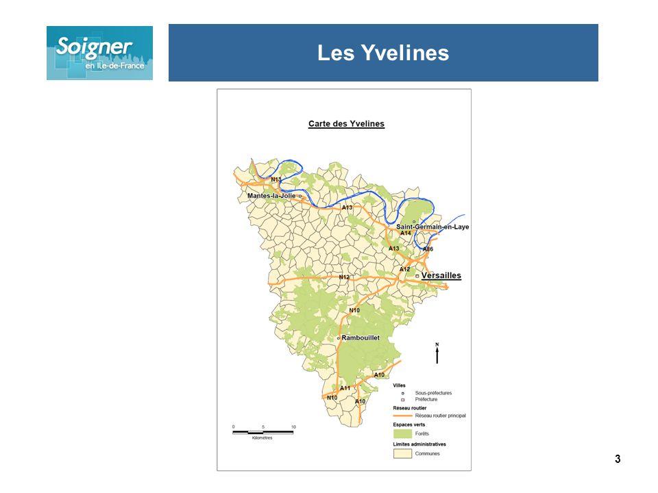 3 Les Yvelines