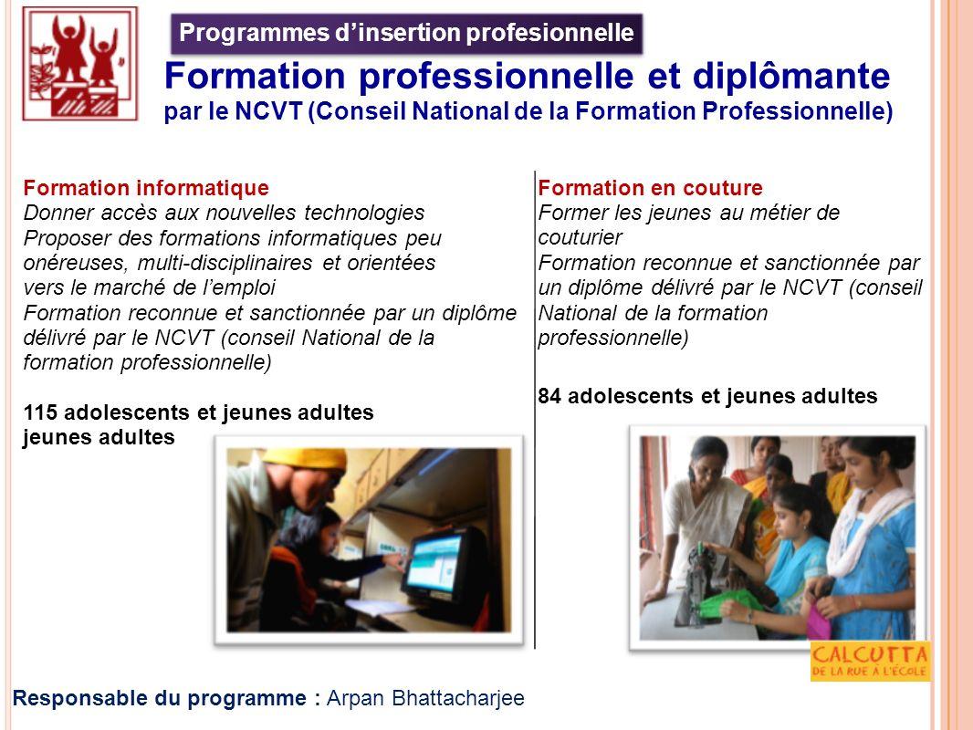 Formation informatique Donner accès aux nouvelles technologies Proposer des formations informatiques peu onéreuses, multi-disciplinaires et orientées