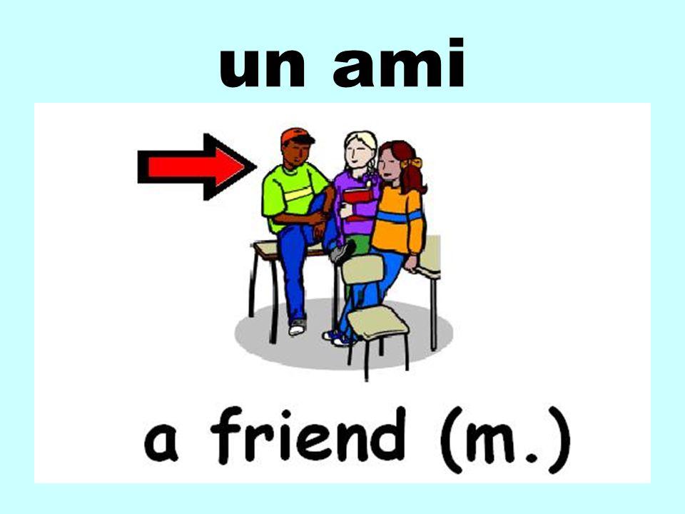 un ami