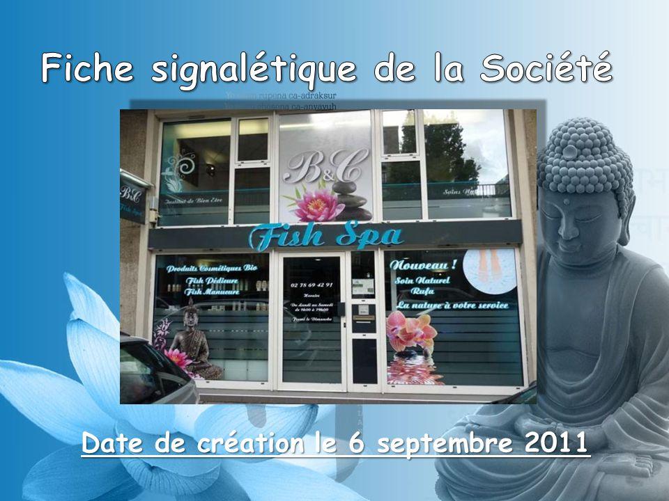 Date de création le 6 septembre 2011