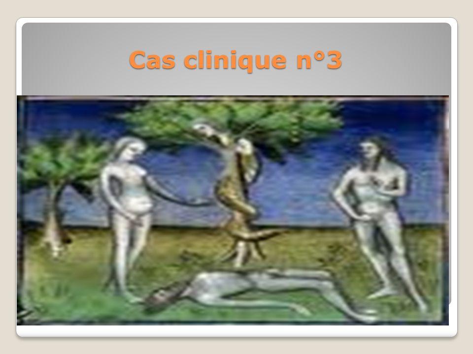 Cas clinique n°2 Que dire à la patiente ? Dans ce cas le médecin est mis dans une situation délicate, Sagit-il dun : 1. Désir sexuel hypo-actif ? 2. D