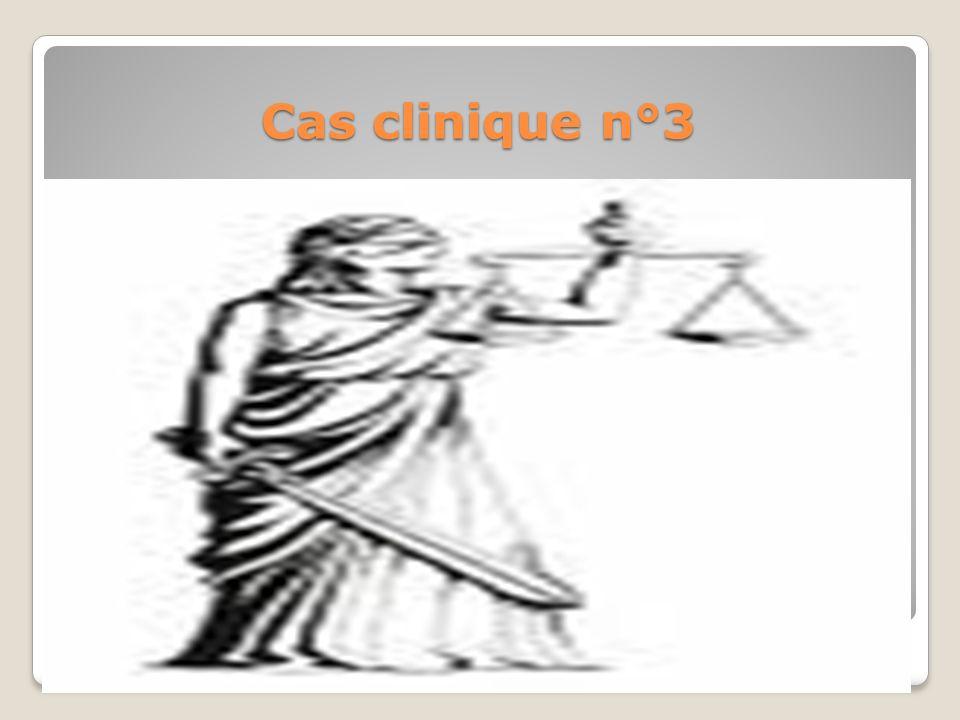 Cas clinique n°3 4 consultations de suite et part avec des ordonnances ATD+IPDE5. Les remarques de lépouse sont négatives (dit-il) : « cest une crise