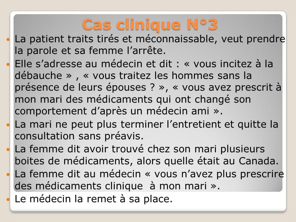 Cas clinique n°3