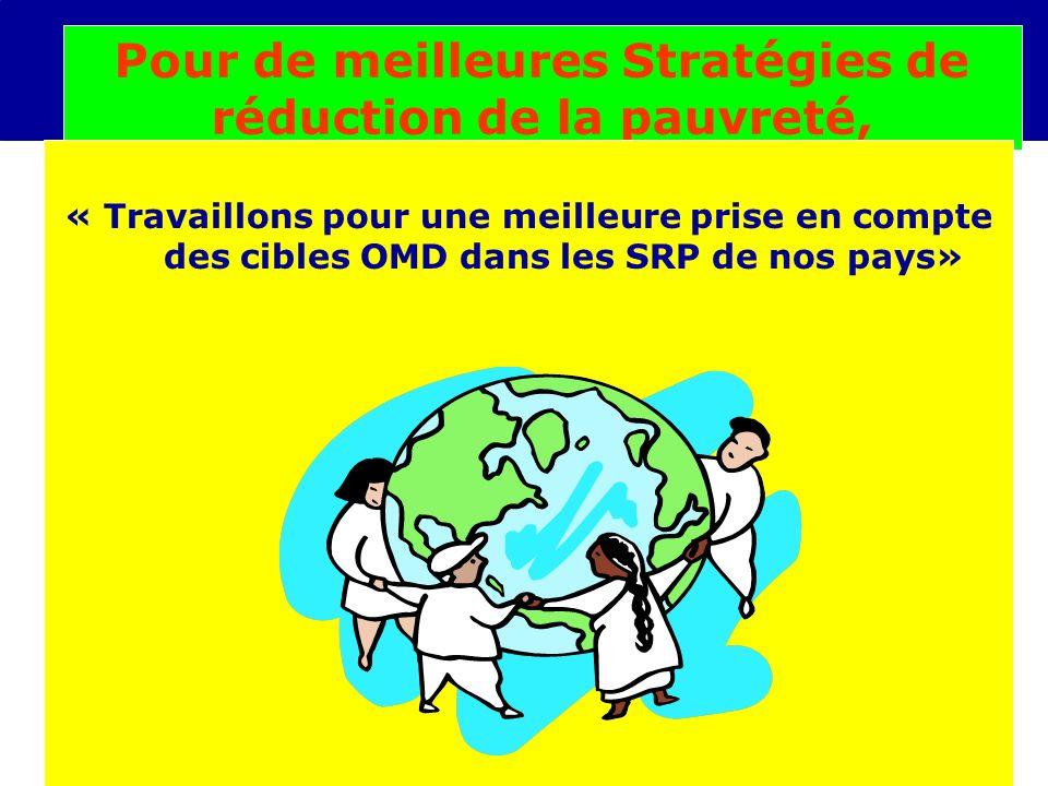 15 Solutions proposées 3. Faire le costing de la stratégie globale (OMD et non OMD) 4. Faire le PAP global hiérarchisé en ayant pour objectif latteint