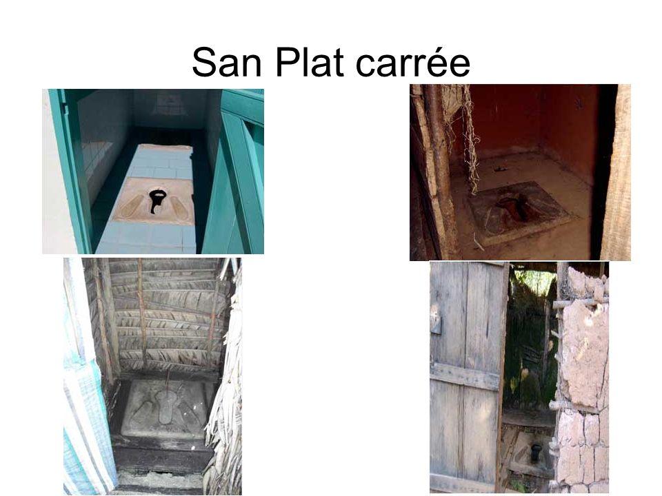 San Plat carrée