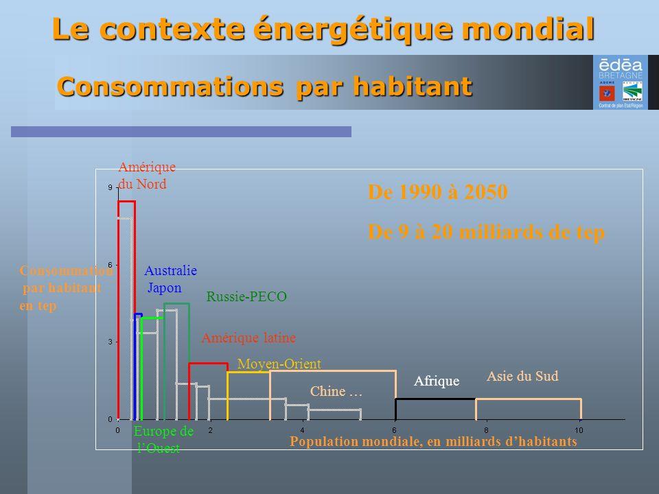 La cogénération si la valorisation de la chaleur Léolien Le solaire thermique et photovoltaïque La biomasse La contribution au développement local La production délectricité décentralisée