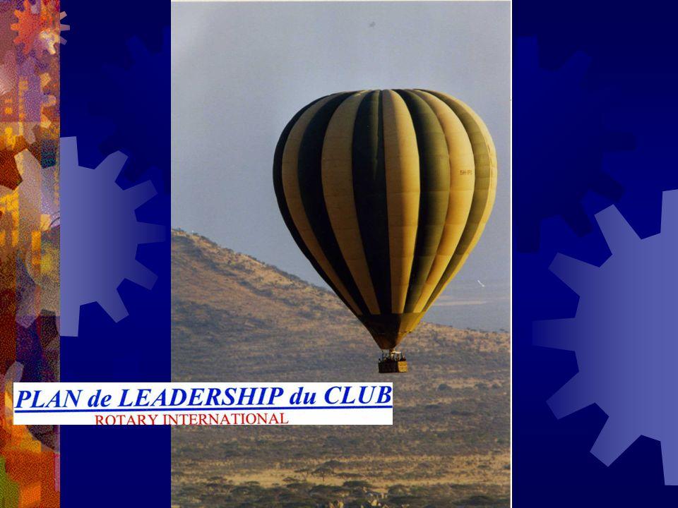 Le Plan de Leadership Du Club Assemblée de District de Belfort