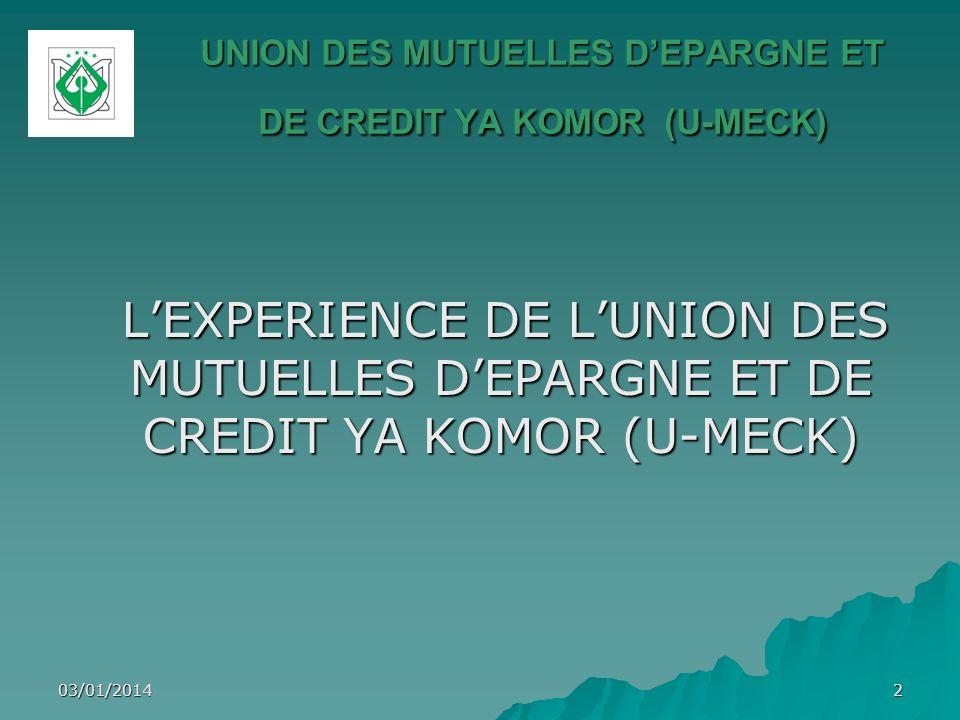 Les Comores sont situés dans locéan indien (Canal de Mozambique), entre Madagascar et le continent africain Les Comores sont situés dans locéan indien (Canal de Mozambique), entre Madagascar et le continent africain Quatre îles composent larchipel des Comores : la Grande Comore, Anjouan, Mohéli et Mayotte (qui est restée sous administration française) Quatre îles composent larchipel des Comores : la Grande Comore, Anjouan, Mohéli et Mayotte (qui est restée sous administration française) 03/01/20143