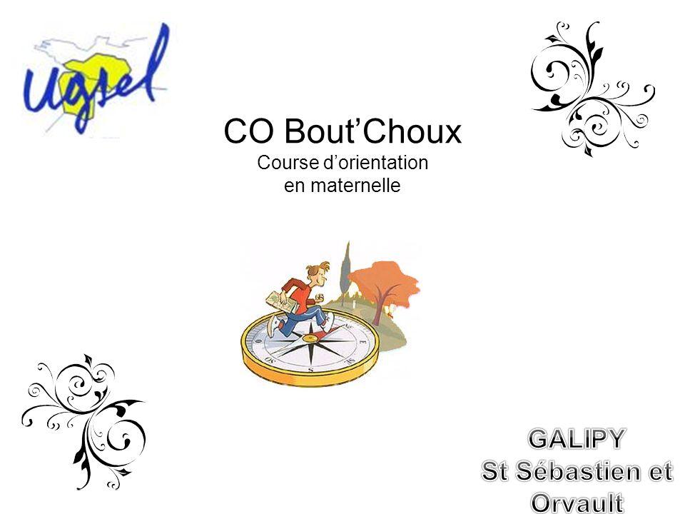 CO BoutChoux Course dorientation en maternelle