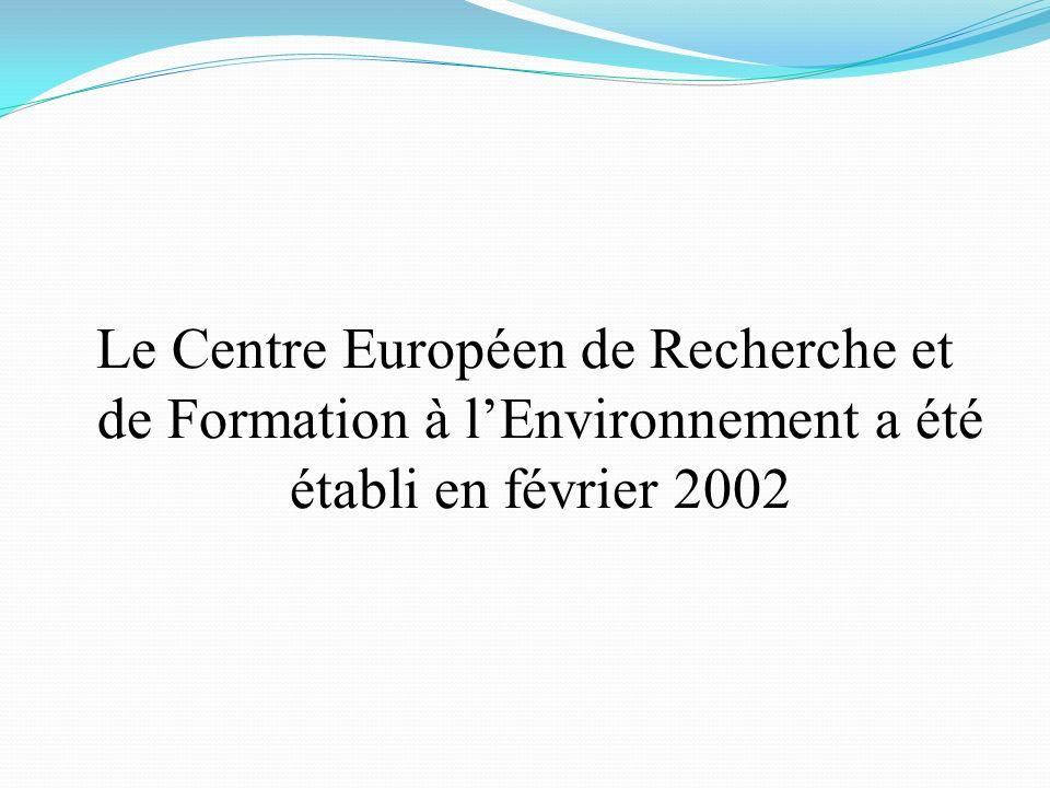 Les Secteurs de la Recherche de EKEPEK 1.Secteur de Formation de lenvironnement 2.
