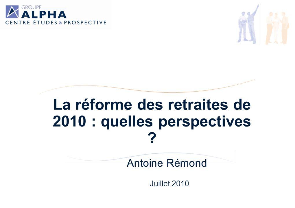 Les motifs de la réforme…………………….…….3 Le rapport du COR…………………………………11 Le contenu de la réforme………………………...16 Positions syndicales et opinions dun échantillon de chefs dentreprise……………....29 Evaluation de la réforme………………………....37 Les autres réformes des retraites en Europe….49 SOMMAIRE
