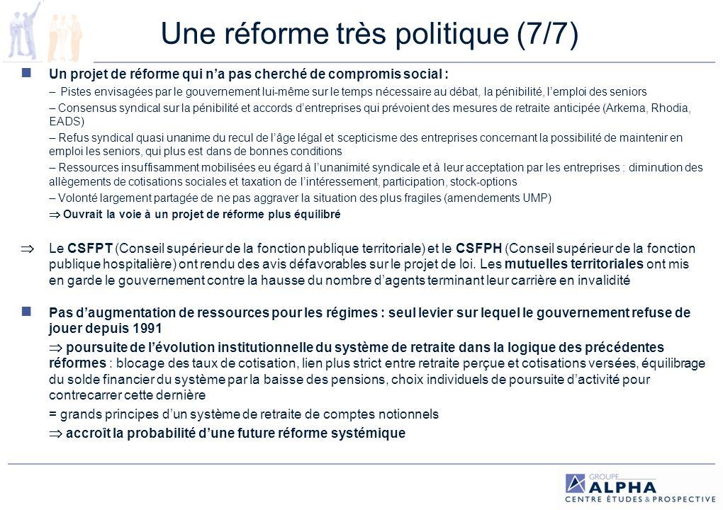 Principes et caractéristiques du système de retraites avant et après les réformes initiées au début des années 90