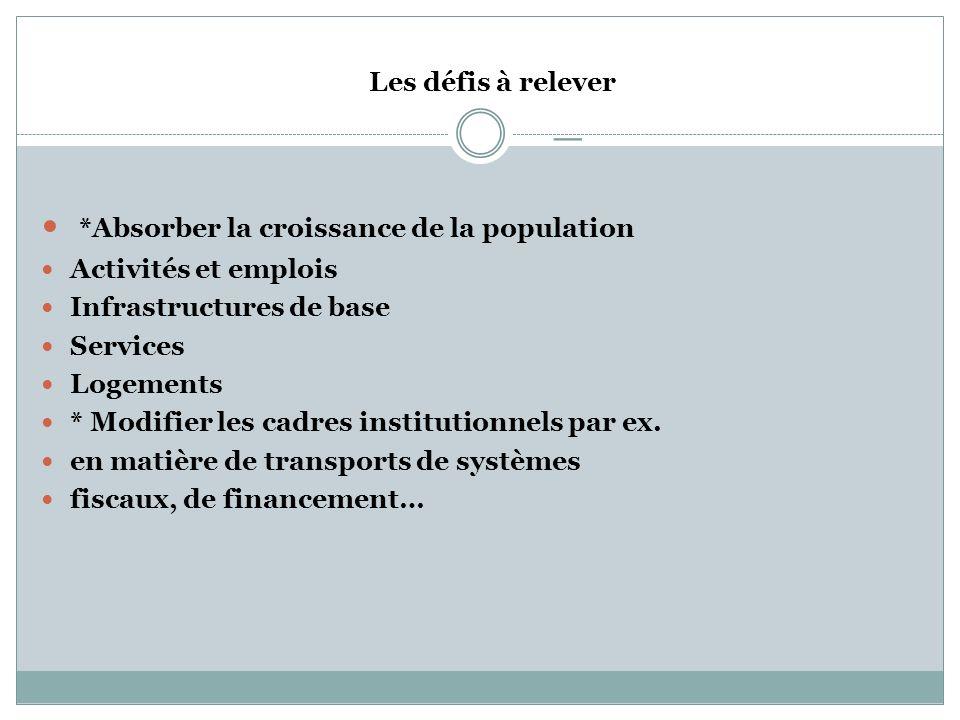 Effectuer lévaluation initiale Identifier les vecteurs du changement Etudier la Dynamique de la ville Identifier les problèmes clés Niveaux de corruption à léchelle locale