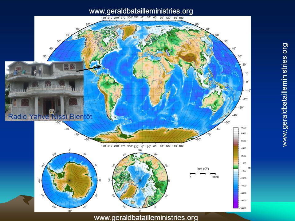 www.geraldbatailleministries.org Radio Yahve Nissi Bientôt