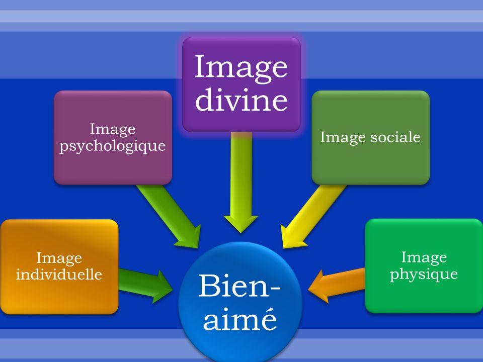 Bien- aimé Image individuelle Image psychologique Image divine Image sociale Image physique
