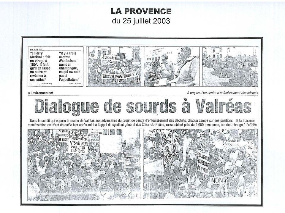 MOYENS «CONTRE » LE PROJET LISTER LES MOYENS DOPPOSITION AU PROJET EXEMPLE DU CENTRE DE COLLECTE 5 mn