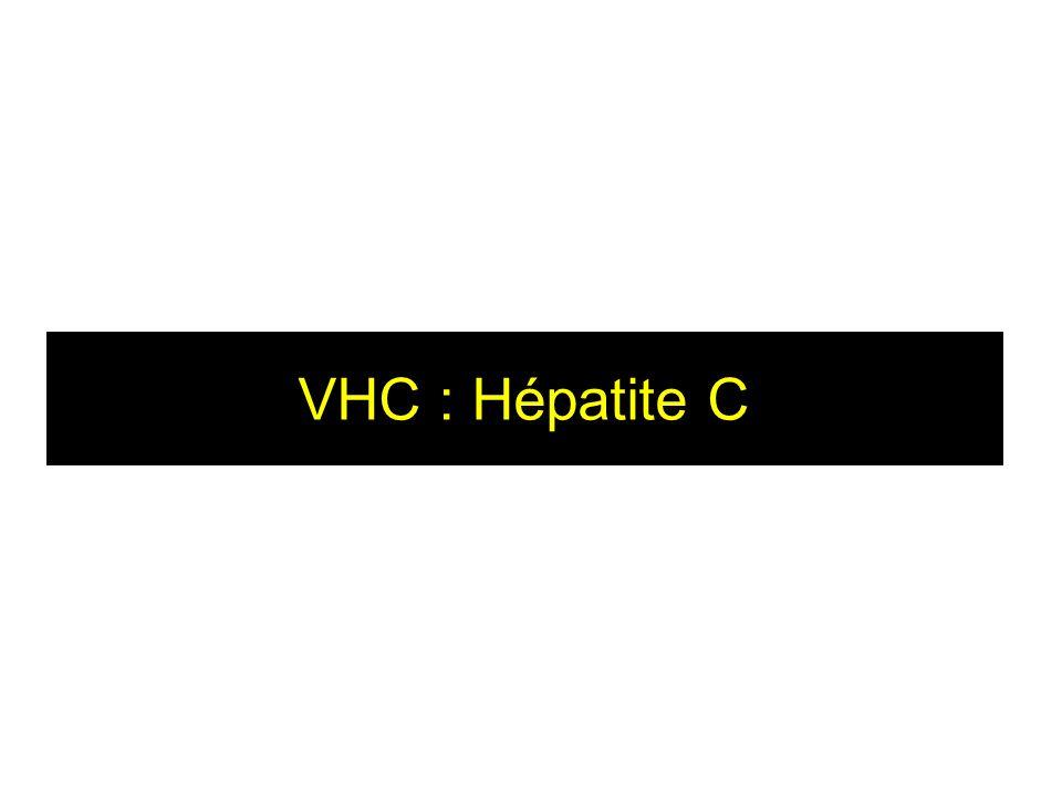 VHC : Hépatite C