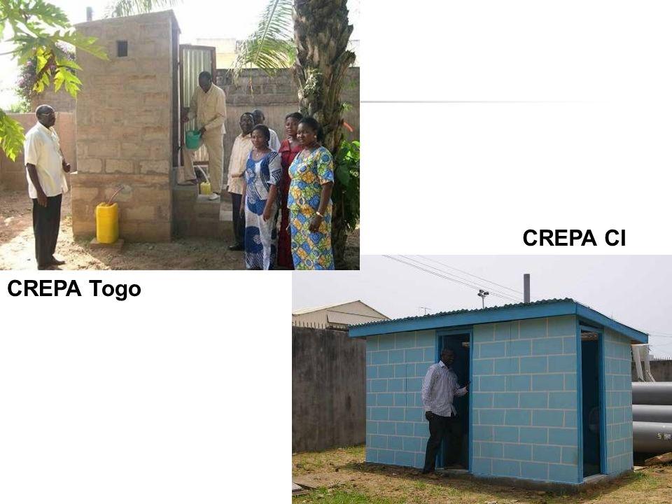 CREPA Togo CREPA CI