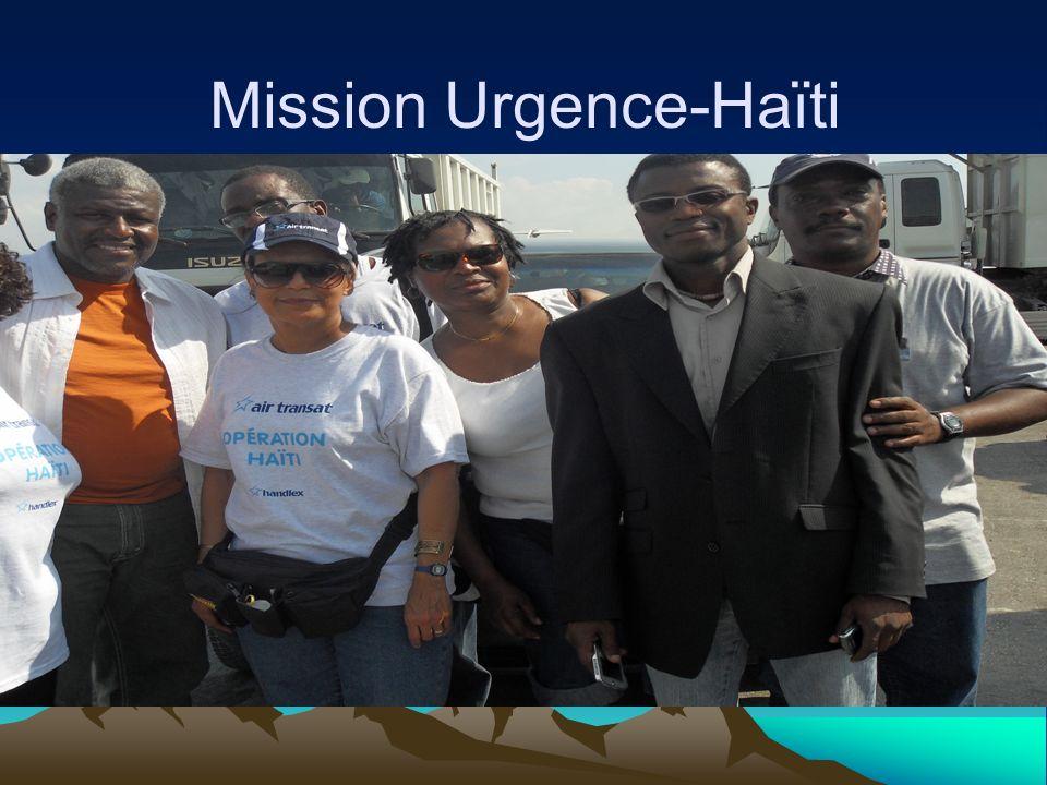 Mission Urgence-Haïti