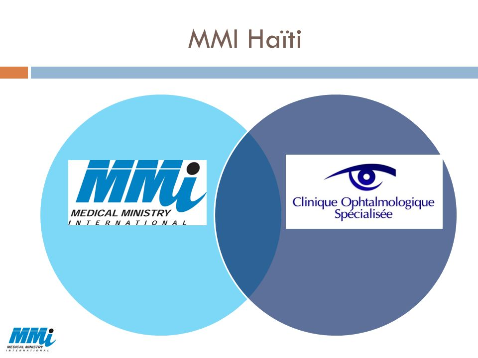 Le commencement Residence Ophtalmologique a lhôpital Dr.