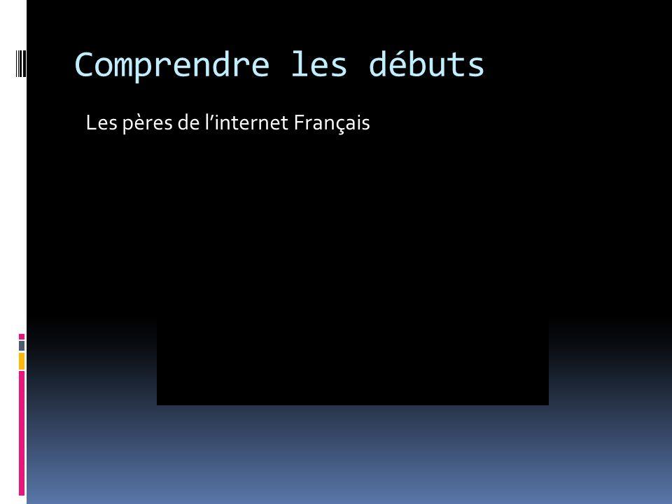 Comprendre les débuts Les pères de linternet Français
