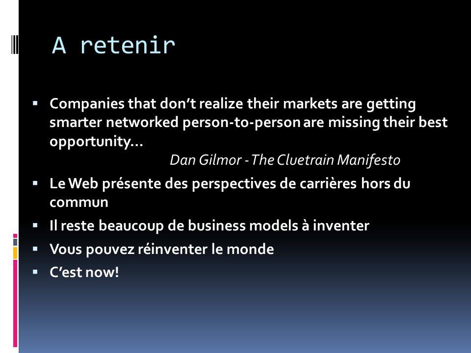 Historique Web 1.0 Web 2.0 Demain le web 3.0 Conclusion Les tendances du web