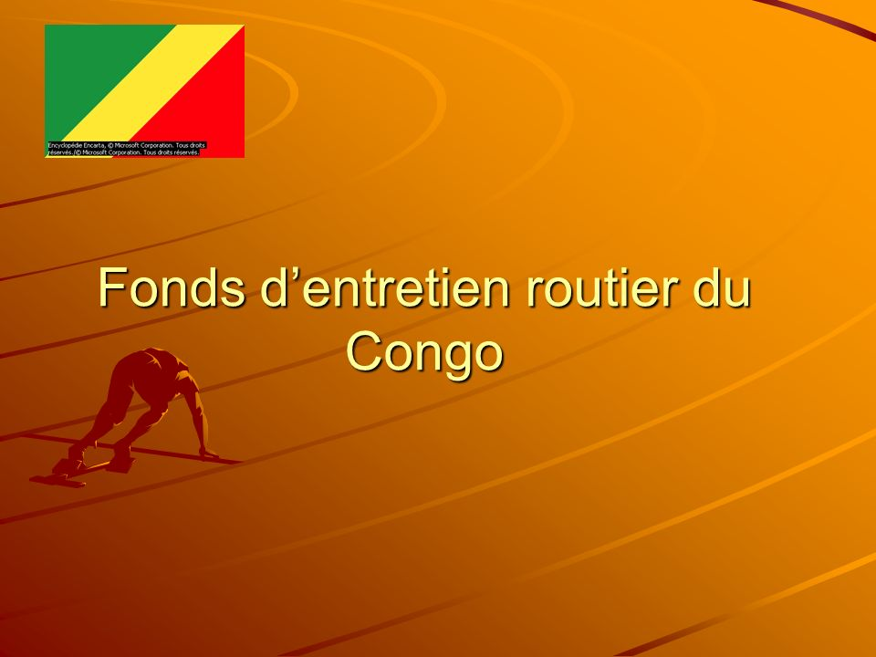 Fonds dentretien routier du Congo
