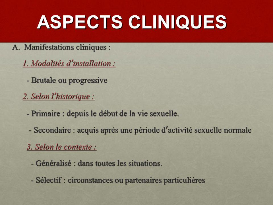La conceptualisation du désir sexuel regroupe au moins trois dimensions 1.