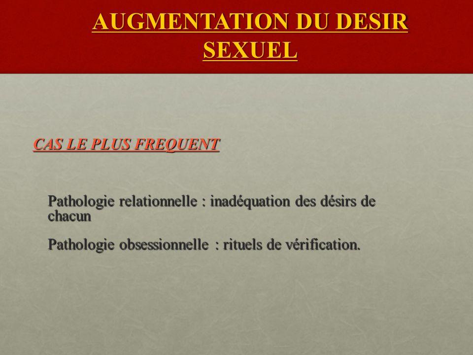 ASPECTS CLINIQUES B.La symptomatologie associée : 1.
