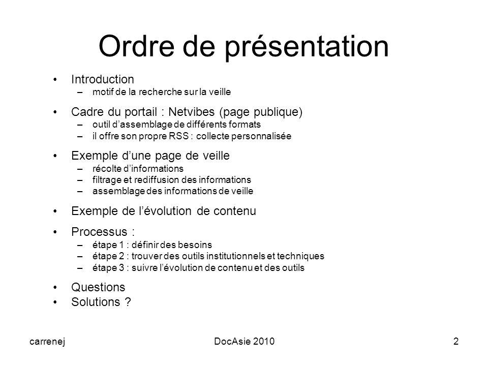 carrenejDocAsie 2010 / questions23 Questions Jusquoù .