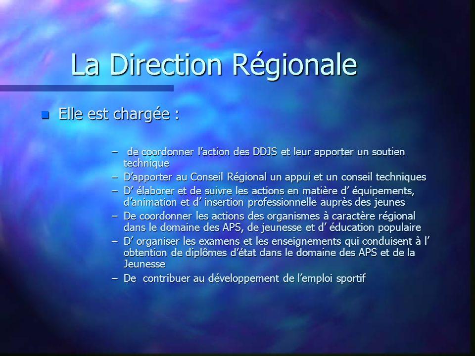 La Direction Départementale n 3 types de missions : n Missions régaliennes (pouvoir de police administrative) n Missions de service public n Missions locales