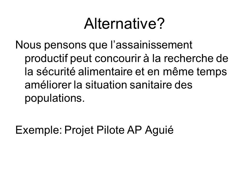 Alternative.